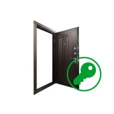 Вскрытие антивандальных дверей